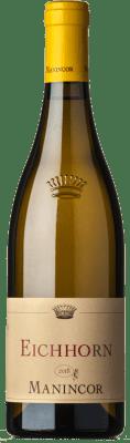 24,95 € Kostenloser Versand | Weißwein Manincor Pinot Bianco Eichhorn D.O.C. Alto Adige Trentino-Südtirol Italien Weißburgunder Flasche 75 cl