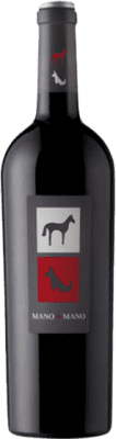5,95 € Kostenloser Versand   Rotwein Mano a Mano Joven I.G.P. Vino de la Tierra de Castilla Kastilien-La Mancha Spanien Tempranillo Flasche 75 cl