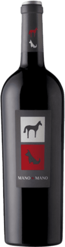 5,95 € Free Shipping | Red wine Mano a Mano Joven I.G.P. Vino de la Tierra de Castilla Castilla la Mancha Spain Tempranillo Bottle 75 cl