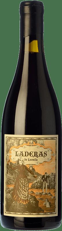 12,95 € Envoi gratuit | Vin rouge Máquina & Tabla Laderas de Leonila Crianza D.O. Bierzo Castille et Leon Espagne Mencía Bouteille 75 cl