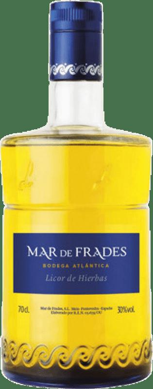 14,95 € Free Shipping | Herbal liqueur Mar de Frades D.O. Orujo de Galicia Galicia Spain Bottle 70 cl