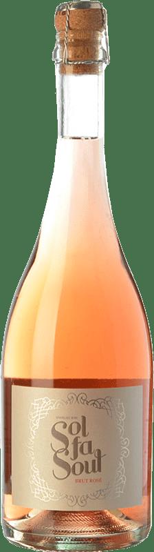 8,95 € Envoi gratuit   Rosé moussant Pelleriti Sol Fa Soul Espumante Rose Brut I.G. Valle de Uco Uco Valley Argentine Cabernet Sauvignon, Malbec Bouteille 75 cl
