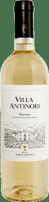 12,95 € Envoi gratuit   Vin blanc Marchesi Antinori Villa Antinori Bianco I.G.T. Toscana Toscane Italie Maturana Tinta, Trebbiano, Pinot Gris, Pinot Blanc, Riesling Renano Bouteille 75 cl
