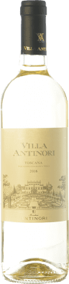 10,95 € Free Shipping   White wine Marchesi Antinori Villa Antinori Bianco I.G.T. Toscana Tuscany Italy Maturana Tinta, Trebbiano, Pinot Grey, Pinot White, Riesling Renano Bottle 75 cl