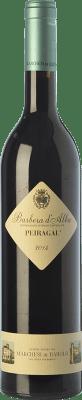 21,95 € Free Shipping | Red wine Marchesi di Barolo Peiragal D.O.C. Barbera d'Alba Piemonte Italy Barbera Bottle 75 cl