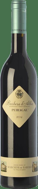 17,95 € Free Shipping   Red wine Marchesi di Barolo Peiragal D.O.C. Barbera d'Alba Piemonte Italy Barbera Bottle 75 cl