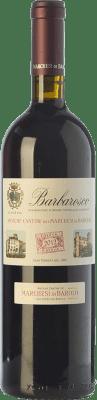 41,95 € Free Shipping | Red wine Marchesi di Barolo Riserva della Casa Reserva D.O.C.G. Barbaresco Piemonte Italy Nebbiolo Bottle 75 cl