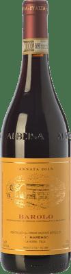 32,95 € Envoi gratuit | Vin rouge Marengo D.O.C.G. Barolo Piémont Italie Nebbiolo Bouteille 75 cl