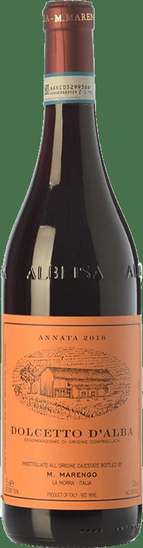 11,95 € Envoi gratuit | Vin rouge Marengo D.O.C.G. Dolcetto d'Alba Piémont Italie Dolcetto Bouteille 75 cl
