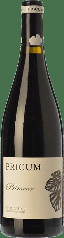 11,95 € Free Shipping | Red wine Margón Pricum Primeur Joven D.O. Tierra de León Castilla y León Spain Prieto Picudo Bottle 75 cl