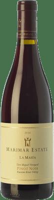 39,95 € Kostenloser Versand | Rotwein Marimar Estate La Masía Joven I.G. Russian River Valley Russisches Flusstal Vereinigte Staaten Pinot Schwarz Flasche 75 cl