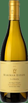 28,95 € Kostenloser Versand | Weißwein Marimar Estate La Masía Crianza I.G. Russian River Valley Russisches Flusstal Vereinigte Staaten Chardonnay Flasche 75 cl