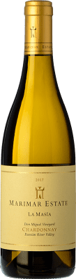 28,95 € Free Shipping | White wine Marimar Estate La Masía Crianza I.G. Russian River Valley Russian River Valley United States Chardonnay Bottle 75 cl