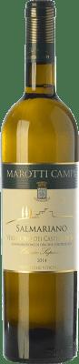 15,95 € Free Shipping | White wine Marotti Campi Salmariano Reserva D.O.C.G. Castelli di Jesi Verdicchio Riserva Marche Italy Verdicchio Bottle 75 cl