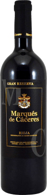 19,95 € Free Shipping | Red wine Marqués de Cáceres Gran Reserva 2010 D.O.Ca. Rioja The Rioja Spain Tempranillo, Grenache, Graciano Bottle 75 cl | Thousands of wine lovers trust us to get the best price guarantee, free shipping always and hassle-free shopping and returns.