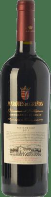 24,95 € Free Shipping | Red wine Marqués de Griñón Crianza D.O.P. Vino de Pago Dominio de Valdepusa Castilla la Mancha Spain Petit Verdot Bottle 75 cl