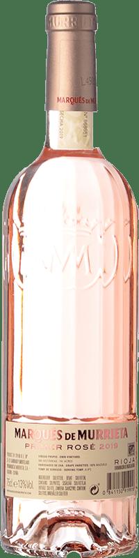 23,95 € Kostenloser Versand   Rosé-Wein Marqués de Murrieta Primer Rosé D.O.Ca. Rioja La Rioja Spanien Mazuelo Flasche 75 cl