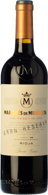 41,95 € Free Shipping | Red wine Marqués de Murrieta Gran Reserva D.O.Ca. Rioja The Rioja Spain Tempranillo, Grenache, Graciano, Mazuelo Bottle 75 cl