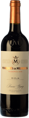 48,95 € Free Shipping | Red wine Marqués de Murrieta Reserva D.O.Ca. Rioja The Rioja Spain Tempranillo, Grenache, Graciano, Mazuelo Magnum Bottle 1,5 L