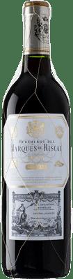 14,95 € Envío gratis | Vino tinto Marqués de Riscal Reserva D.O.Ca. Rioja La Rioja España Tempranillo, Graciano, Mazuelo Botella 75 cl