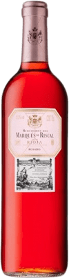 5,95 € Free Shipping   Rosé wine Marqués de Riscal D.O.Ca. Rioja The Rioja Spain Tempranillo, Grenache Bottle 75 cl   Thousands of wine lovers trust us to get the best price guarantee, free shipping always and hassle-free shopping and returns.
