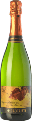 8,95 € Free Shipping | White sparkling Marrugat Natura+ Brut Nature D.O. Cava Catalonia Spain Macabeo, Xarel·lo, Parellada Bottle 75 cl. | Thousands of wine lovers trust us to get the best price guarantee, free shipping always and hassle-free shopping and returns.