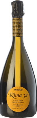 23,95 € Free Shipping   White sparkling Marrugat Rima 32 Gran Reserva 2010 D.O. Cava Catalonia Spain Pinot Black, Chardonnay Bottle 75 cl.   Thousands of wine lovers trust us to get the best price guarantee, free shipping always and hassle-free shopping and returns.