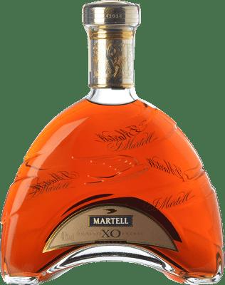 156,95 € Envoi gratuit | Cognac Martell X.O. Extra Old A.O.C. Cognac France Bouteille 70 cl