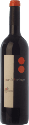 29,95 € Free Shipping | Red wine Martín Berdugo MB Crianza D.O. Ribera del Duero Castilla y León Spain Tempranillo Bottle 75 cl