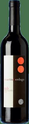 26,95 € Envío gratis | Vino tinto Martín Berdugo MB Crianza D.O. Ribera del Duero Castilla y León España Tempranillo Botella 75 cl