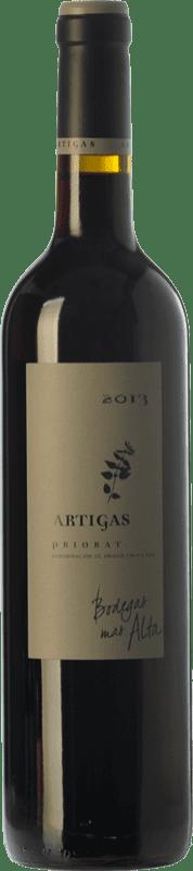 19,95 € Envoi gratuit | Vin rouge Mas Alta Artigas Crianza D.O.Ca. Priorat Catalogne Espagne Grenache, Cabernet Sauvignon, Carignan Bouteille 75 cl