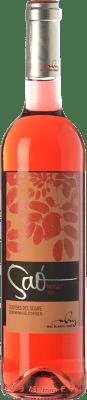 9,95 € Free Shipping | Rosé wine Blanch i Jové Saó Rosat D.O. Costers del Segre Catalonia Spain Syrah, Grenache Bottle 75 cl