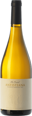 15,95 € Envoi gratuit   Vin blanc Mas Comtal Antistiana Incrocio Manzoni D.O. Penedès Catalogne Espagne Incroccio Manzoni Bouteille 75 cl