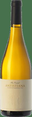 15,95 € Free Shipping | White wine Mas Comtal Antistiana Incrocio Manzoni D.O. Penedès Catalonia Spain Incroccio Manzoni Bottle 75 cl