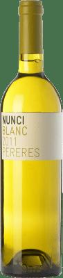 29,95 € Kostenloser Versand | Weißwein Mas de les Pereres Nunci Blanc Crianza D.O.Ca. Priorat Katalonien Spanien Grenache Weiß, Macabeo Flasche 75 cl