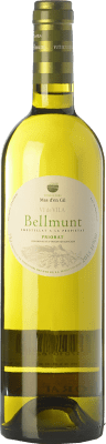 15,95 € Free Shipping | White wine Mas d'en Gil Bellmunt Blanc D.O.Ca. Priorat Catalonia Spain Grenache White, Viognier Bottle 75 cl