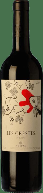 35,95 € Kostenloser Versand | Rotwein Mas Doix Les Crestes Joven D.O.Ca. Priorat Katalonien Spanien Syrah, Grenache, Carignan Magnum-Flasche 1,5 L