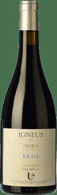 25,95 € Free Shipping | Red wine Mas Igneus Fa 112 Crianza D.O.Ca. Priorat Catalonia Spain Syrah, Carignan Bottle 75 cl