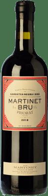 55,95 € Free Shipping | Red wine Mas Martinet Bru Crianza D.O.Ca. Priorat Catalonia Spain Syrah, Grenache Magnum Bottle 1,5 L