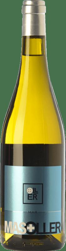 9,95 € Envío gratis   Vino blanco Mas Oller Mar Blanc D.O. Empordà Cataluña España Malvasía, Picapoll Botella 75 cl