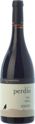 9,95 € Free Shipping | Red wine Mas Ramoneda Perdiu Joven D.O. Costers del Segre Catalonia Spain Tempranillo, Merlot, Syrah Bottle 75 cl