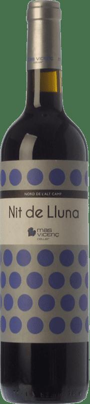11,95 € Envoi gratuit   Vin rouge Mas Vicenç Nit de Lluna Crianza D.O. Tarragona Catalogne Espagne Tempranillo, Syrah Bouteille 75 cl