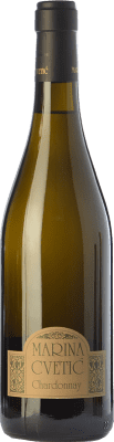 35,95 € Envoi gratuit | Vin blanc Masciarelli Marina Cvetic I.G.T. Colline Teatine Abruzzes Italie Chardonnay Bouteille 75 cl