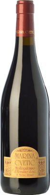 33,95 € Free Shipping | Red wine Masciarelli Marina Cvetic D.O.C. Montepulciano d'Abruzzo Abruzzo Italy Montepulciano Bottle 75 cl