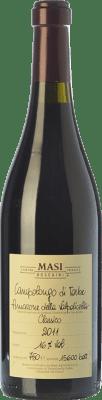 113,95 € Envío gratis | Vino tinto Masi Campolongo di Torbe D.O.C.G. Amarone della Valpolicella Veneto Italia Corvina, Rondinella, Molinara Botella 75 cl