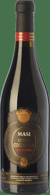 68,95 € Free Shipping   Red wine Masi Costasera Riserva Reserva D.O.C.G. Amarone della Valpolicella Veneto Italy Corvina, Rondinella, Molinara, Oseleta Bottle 75 cl