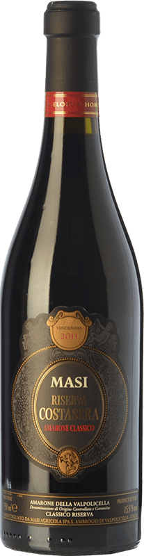 67,95 € Envoi gratuit   Vin rouge Masi Costasera Riserva Reserva D.O.C.G. Amarone della Valpolicella Vénétie Italie Corvina, Rondinella, Molinara, Oseleta Bouteille 75 cl