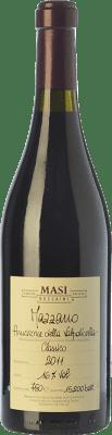 134,95 € Free Shipping | Red wine Masi Mazzano D.O.C.G. Amarone della Valpolicella Veneto Italy Corvina, Rondinella, Molinara Bottle 75 cl