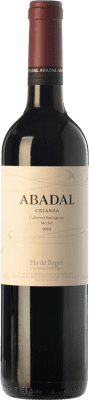 14,95 € Free Shipping | Red wine Masies d'Avinyó Abadal Crianza D.O. Pla de Bages Catalonia Spain Merlot, Cabernet Sauvignon Bottle 75 cl