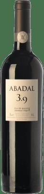 31,95 € Free Shipping | Red wine Masies d'Avinyó Abadal 3.9 Crianza D.O. Pla de Bages Catalonia Spain Syrah, Cabernet Sauvignon Bottle 75 cl